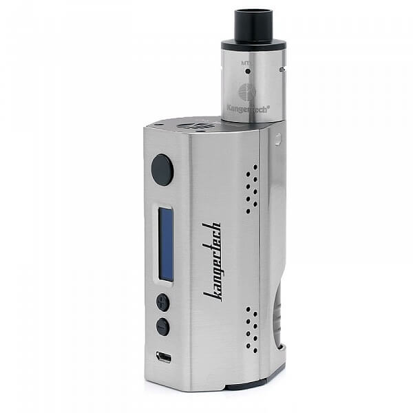 KANGER DRIPBOX 160 STARTER KIT STAINLESS STEEL фото